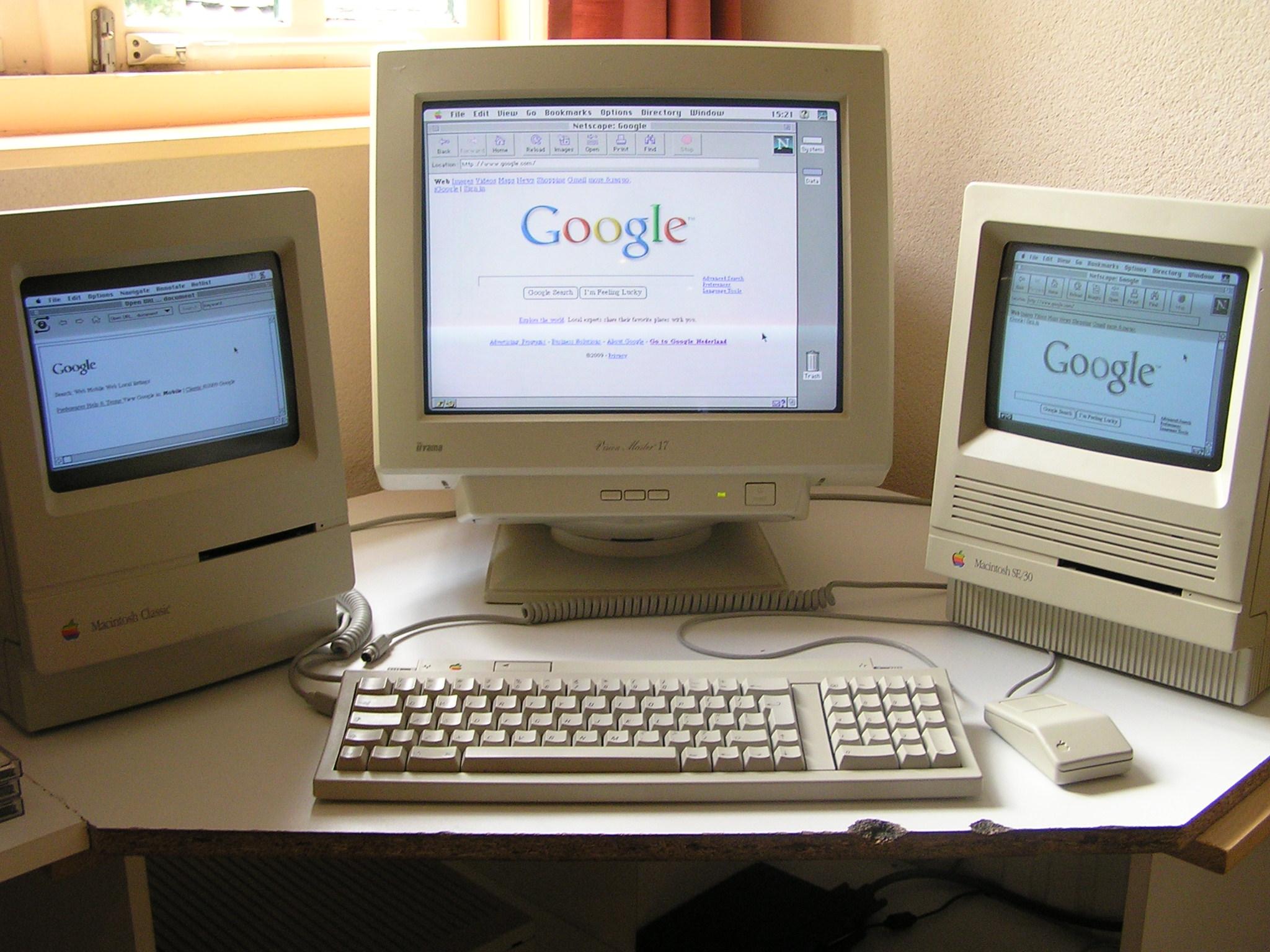 Thread  The Old ...1990 Google
